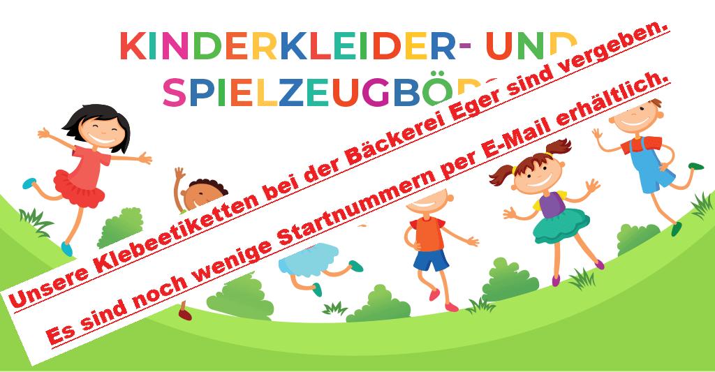 29.02.2020 – Kinderkleider- und Spielzeugbörse